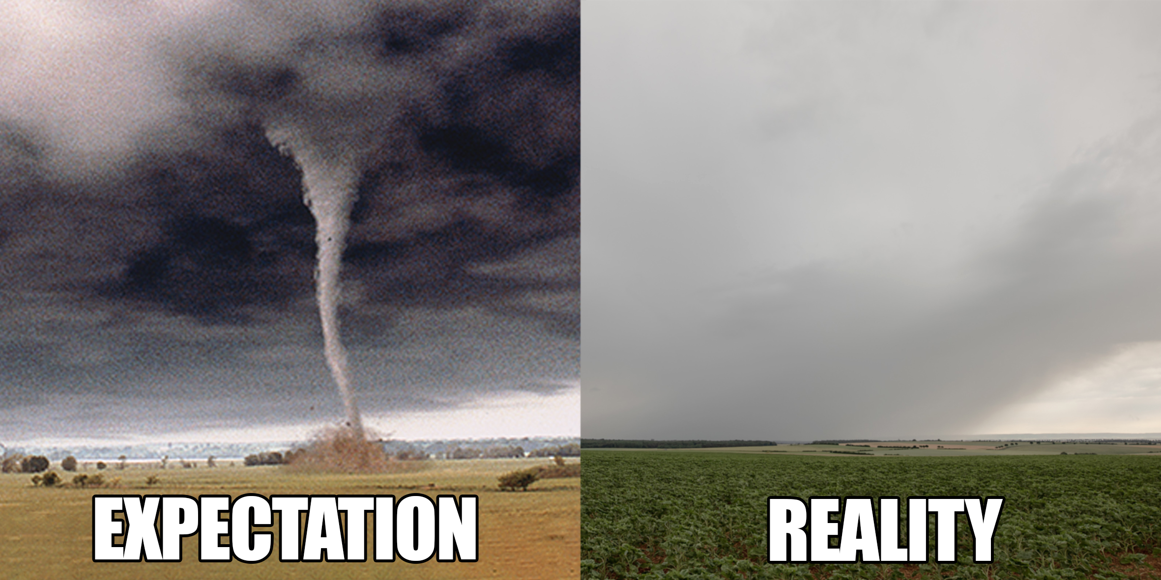 Comment je traque les orages, et pourquoi c'est si compliqué ?